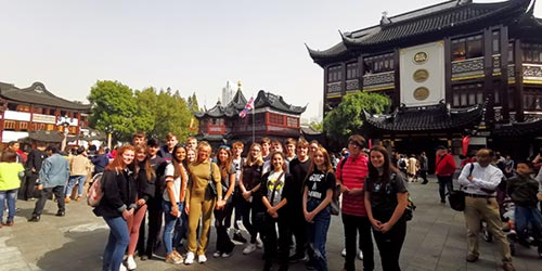Exchange Trip to Taicang