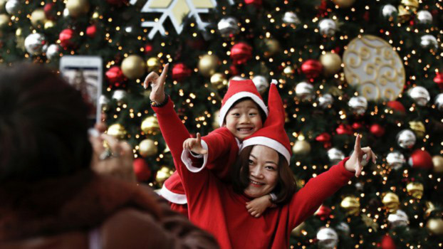 Christmas In China 2019