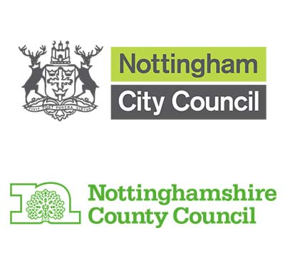 Nottinghamshire council partnerships