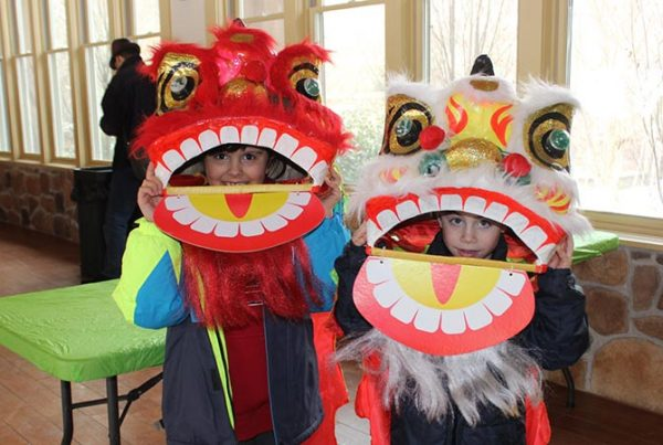 Schools Celebrate Chinese New Year