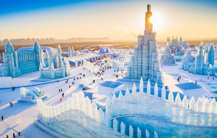 Harbin Ice Castle