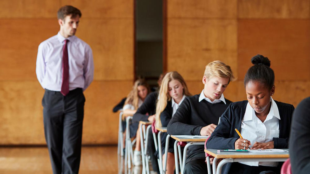 Worries that Teacher Assessments May Disadvantage Poorer Students