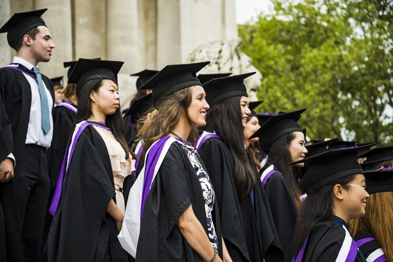 UK Universities See Boom In Chinese Students