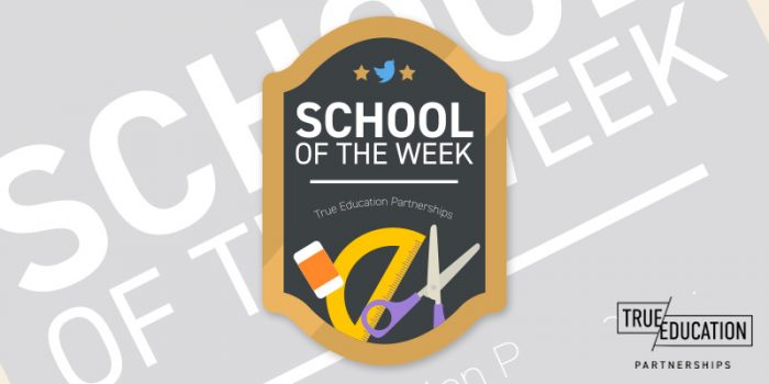 School of the week award