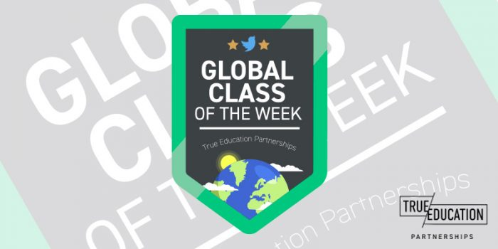 Global Class of the Week Award