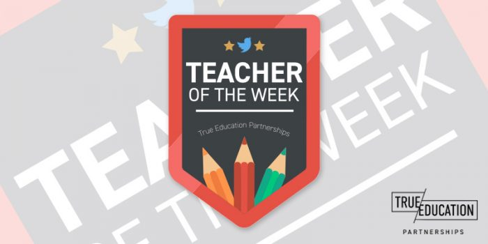 Teacher of the Week Award