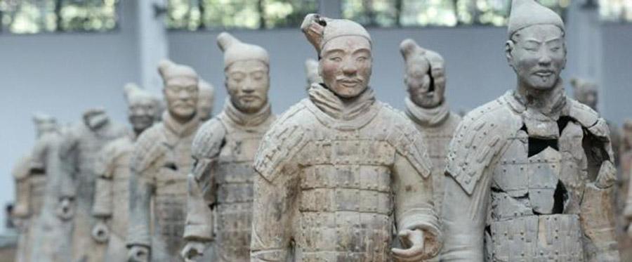 'Discover Ancient China' Activity Worksheet