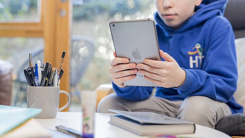 A Teacher's Tips On Using Tech In Home Learning