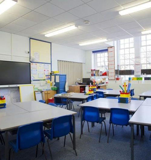 Pupils to be spaced out in classrooms