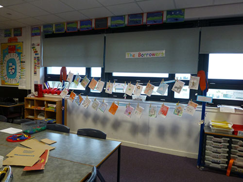 The Borrowers classroom activity