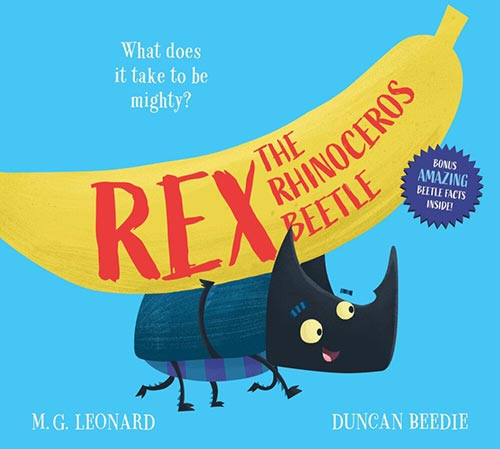 Rex the Rhinoceros Beetle