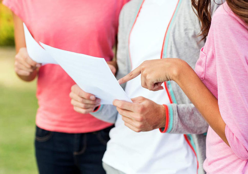 Pass rates rise as Scottish pupils find out results